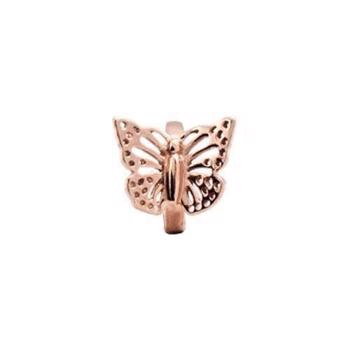 Christina Collect Butterfly rosa charm